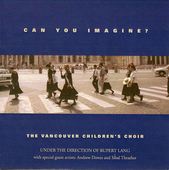 Can You Imagine? Cover Art